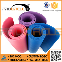 ProCircle Wholesale Custom Eco-Friendly NBR Round Yoga Mat