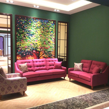 Modèle de meubles de salon turc