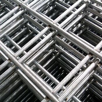 4x4 Galvanized Welded Wire Mesh Panels Fence - Buy Wire Mesh Panels ...