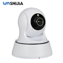 1.0mp/2mp robot camera wifi cctv camera with two way audio sd card storage