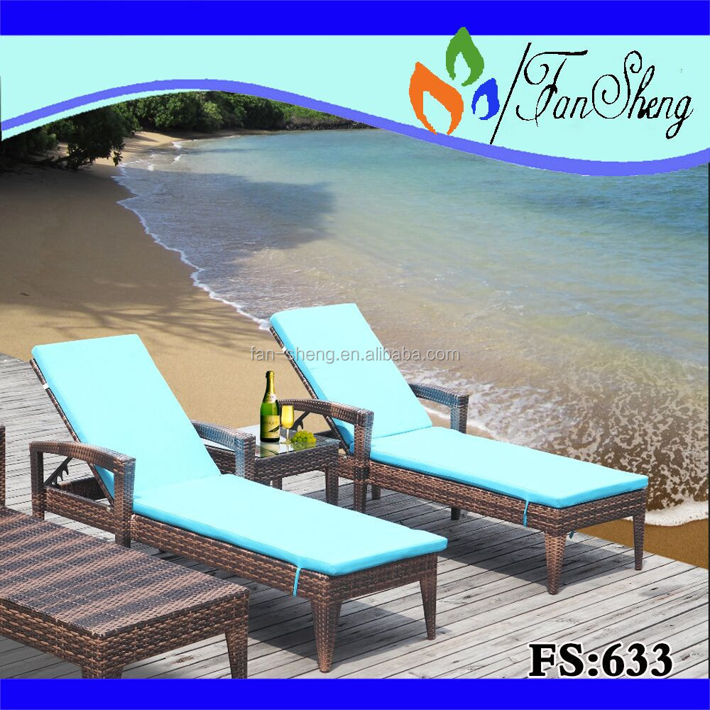 Hot Sale Pe Rattan Swimming Pool Outdoor Bench Sun Bed   Buy Folding Bench  Bed,Beach Sun Bed,Folding Outdoor Bed Product On Alibaba.com