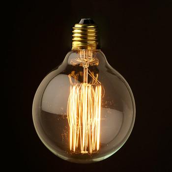 vintage edison light bulb g95 4060w decoration light wide useful - Decorative Light Bulbs