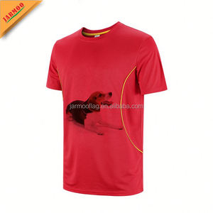 Custom cheap advertising t-shirt in europe for sports team