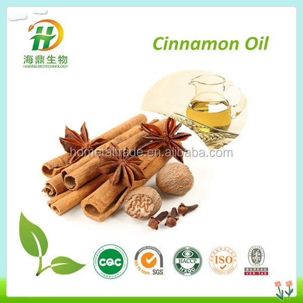 GMP Approved Natural cinnamon bark oil
