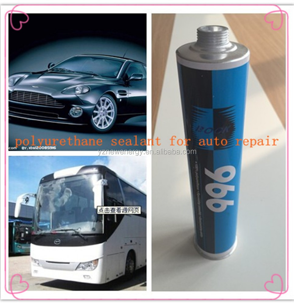 Super powerful auto windshield polyurethane adhesive sealant in China