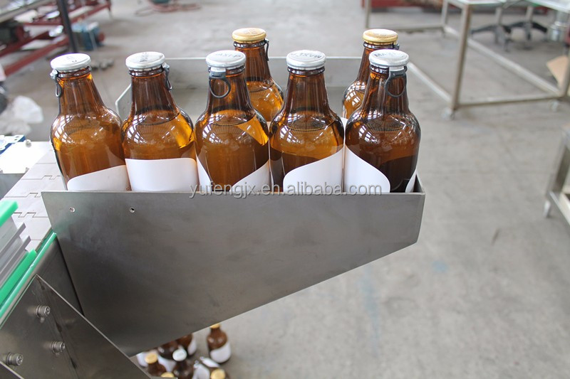 Yufeng Beverage!!! small beer bottle filling machine/bottling line/equipment