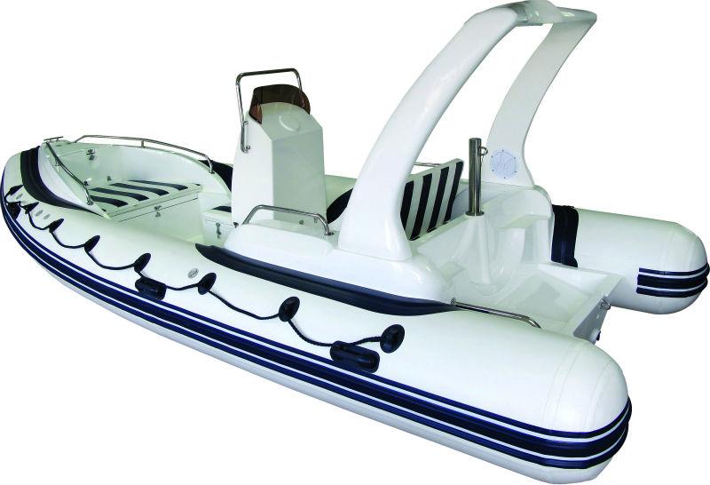 19ft bateau pneumatique rigide bateau de p che rib580 coque rigide bateau avec ce bateaux d. Black Bedroom Furniture Sets. Home Design Ideas