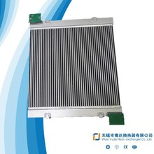 Aluminum Plate Fin Auto Radiator Intercooler for Racing Car Charge Air Cooler B12367 core 560*180*65mm