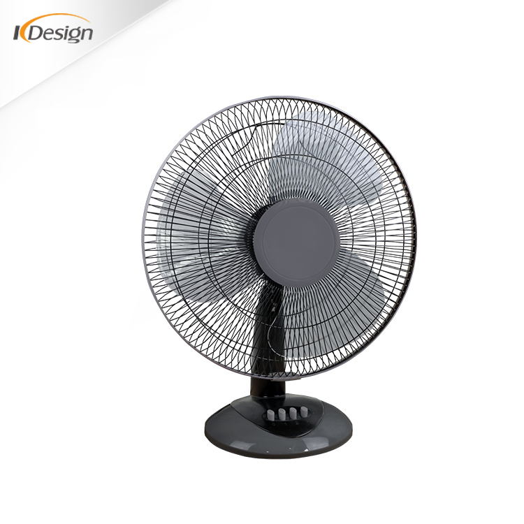 Office Electric 9 12 Inch 3 Sd Choices Table Fan 220v 16 Ac Black Small Plastic Blade Fans For Bedroom