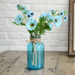 Table Top Wholesale Custom Flower Glass Vase for decor