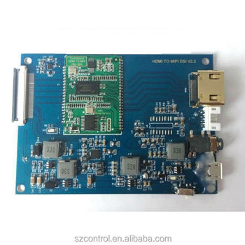 Hdmi To Mipi Dsi Lcd Controller Board Supporting 1200*1920@60hz Under Video  Mode - Buy Hdmi To Mipi,Hdmi To Mipi Dsi,Hdmi To Mipi 2k Product on