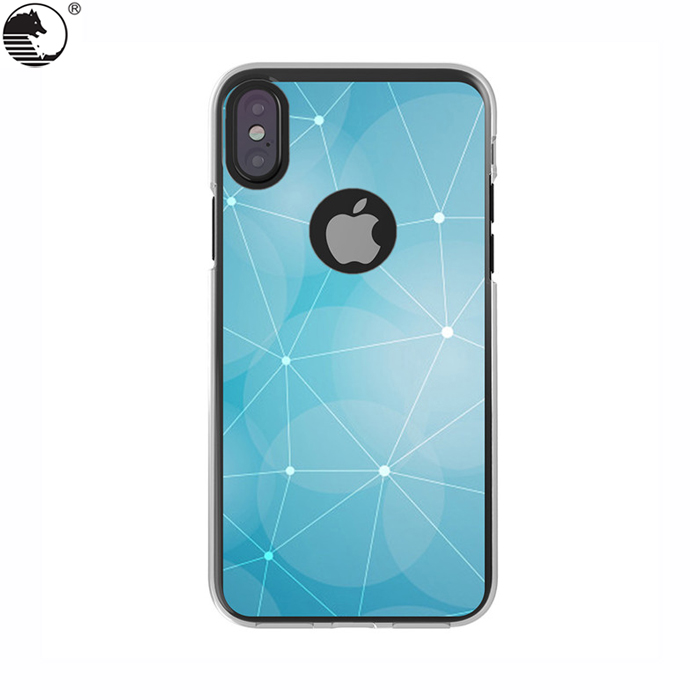 Custom paint tpu case for Apple iPhone X 5.0