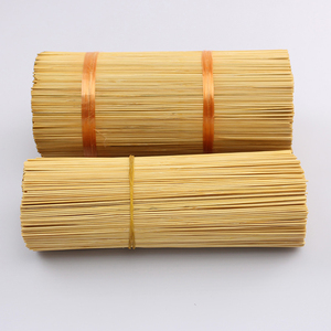 Factory sale Religion incense bamboo raw material incense stick