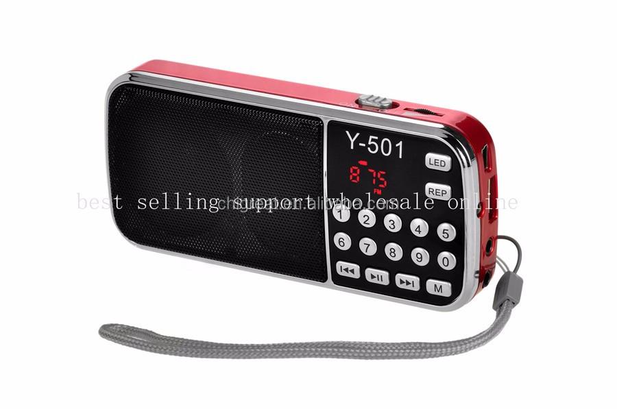 Wholesale portable pocket mini small digital am fm radio with ...