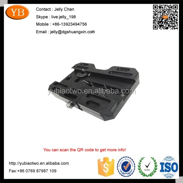 Automobile CNC Products 6061 Aluminum CNC Part