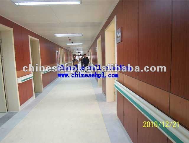 Lijie hpl decorativo blanco interior paneles de - Paneles revestimiento interior ...