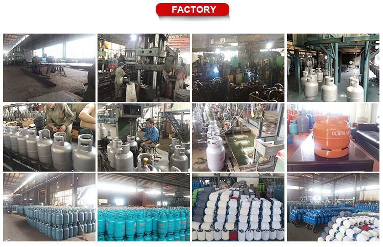 溶接高級鋼 6 キロ Lpg 用ガスタンクキャンプ調理使用