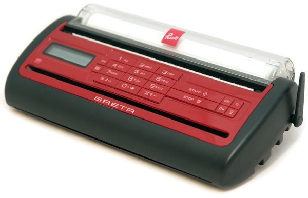 Possio GRETA GSM Mobile Fax & Printer