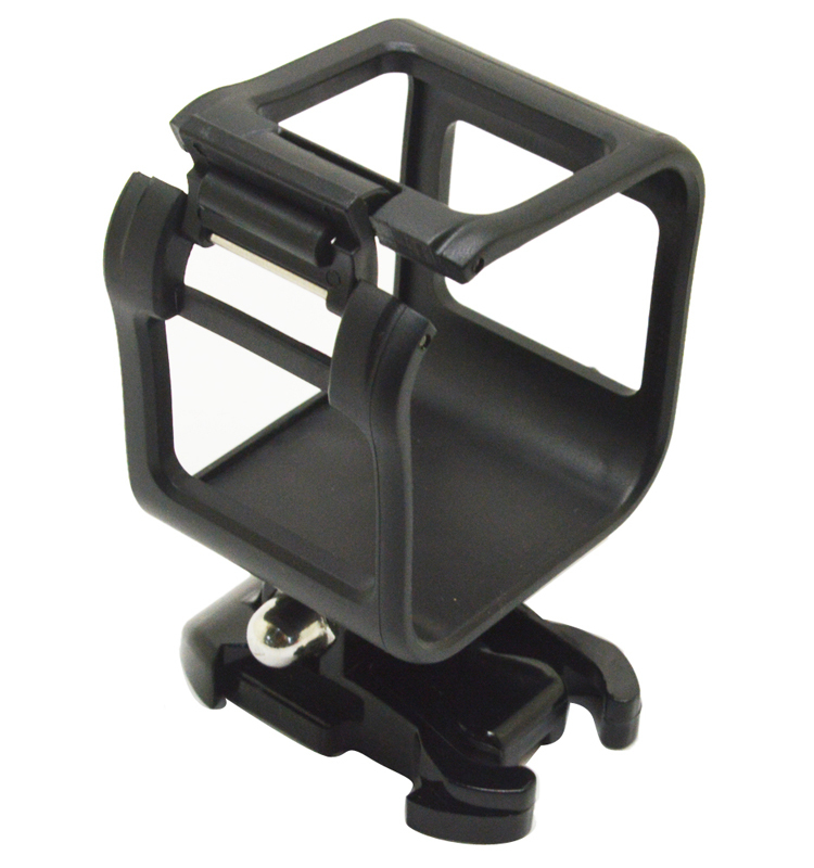 Accessory for GoPro Hero4 Session Aluminium Alloy frame housing mount case