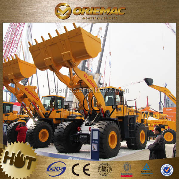 Changlin 3 ton small wheel loader 937H