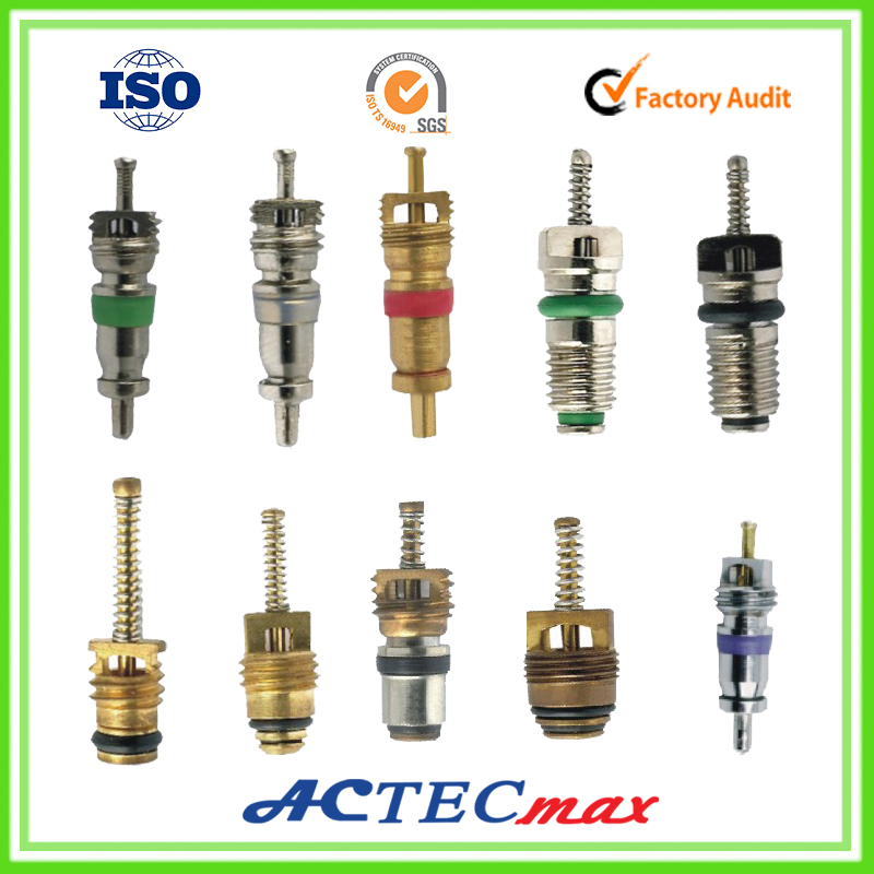 Prenium quality competitive price ac fitting ,air conditioning fitting, valve core