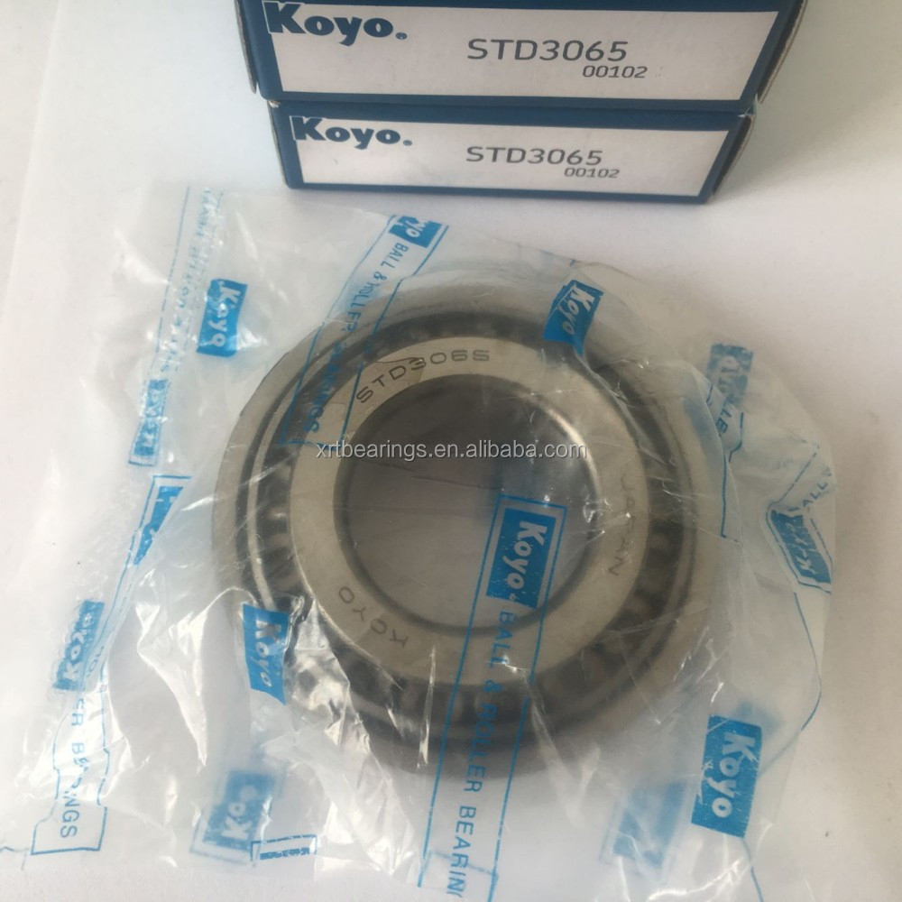 Original Japan Koyo STD 3065 inch tapered roller bearing STD3065