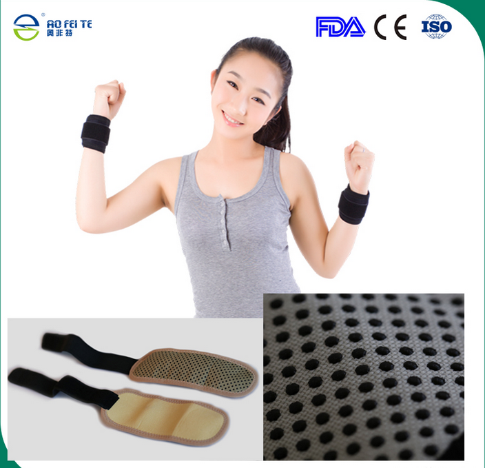 Thumb Wrap Hand Palm Pols Brace Ondersteuning Elastische Polssteun Mouw Elastische Pols brace
