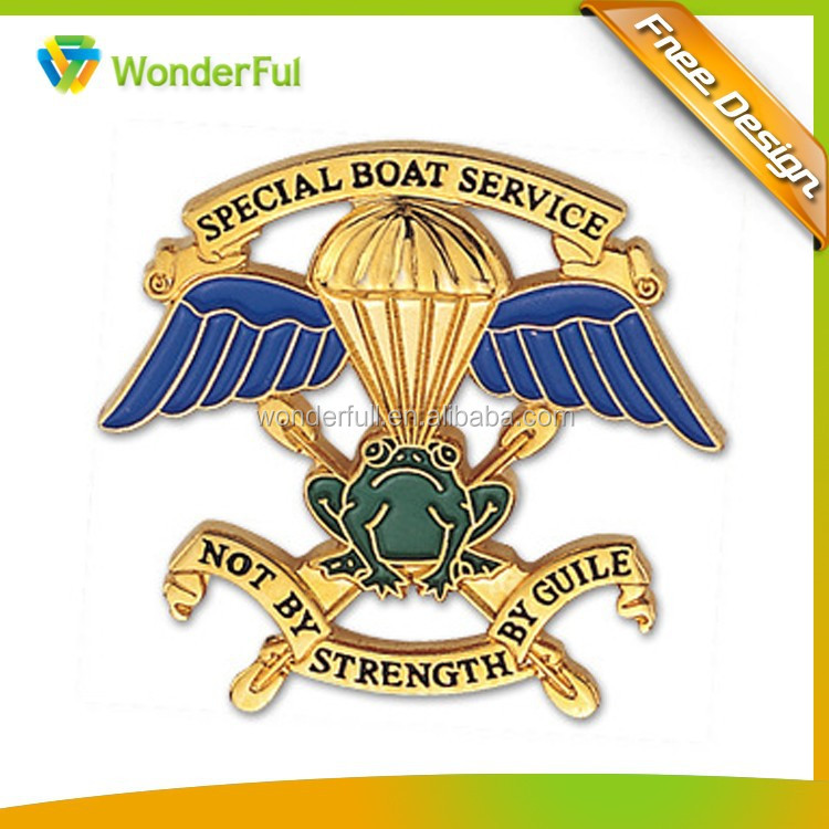 China Supplier Animal Frog Metal Pin Badge,Angel Wings Lapel Pin ...