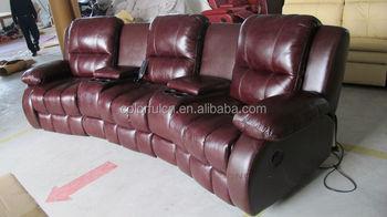 Meest comfortabele zachte sofa stoelen bioscoop fauteuil sofa voor