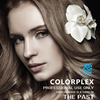 Colorplex brand Professional hair cream treatment use for perming hair or coloring hair
