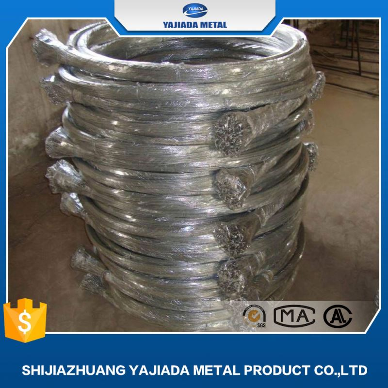 new products filler metal black loop tie wire electric galvanized