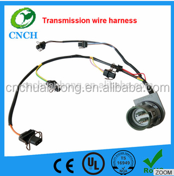 Admirable Gm Chevy 4L80E Internal Transmission Wiring Harness Buy Automotive Wiring 101 Akebretraxxcnl