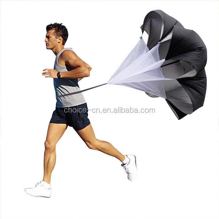 """48/"""" Sports Speed Running Resistance Parachute Power Training /& Sprint Exercise"""