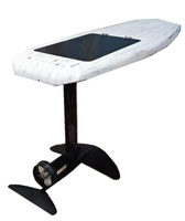 Full Carbon E-Foil +Electric Foil Board ,Surf hydrofoil with battery and motor Efoil ( foil+board )
