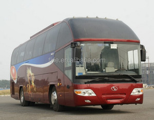 50-60 seats new design expo city bus SLG6128C4ZR for Africa market