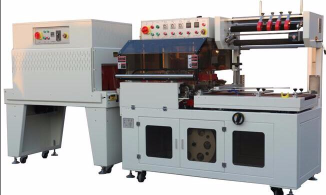 Total Closure L Sealer Heat Shrink Wrapping Equipment