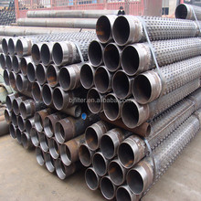 304 spiral deep well screen filter element strainer pipe