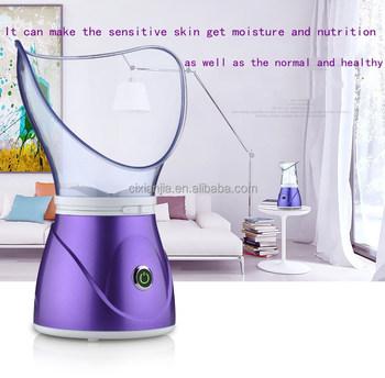 Facial spa steamer