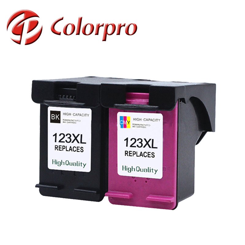 Alibaba Wholesale Remanufactured ink cartridge 123XL with ARC chip for H 1112 2130 2132 3630 3632 printer