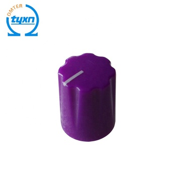 1084 Purple color Volume Tone Control Knob