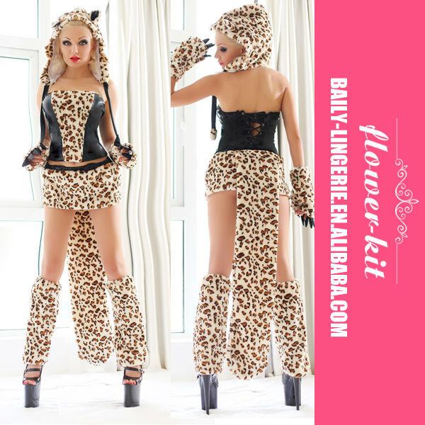 6c87de05697 low price Fashion Hot Erotic Sexy Black Cat Burglar Costume Catsuit Romper  Full Set Leather