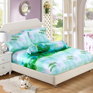 Modal minty/lavender smell/green tea flavor fragrant bedding set