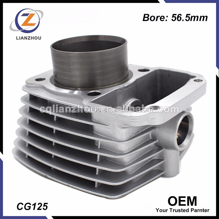 OEM Motorcycle Engine Parts CG125 Cylinder