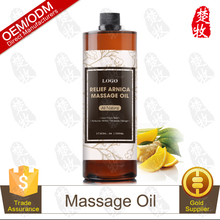 Body Care Product Relaxing Massage Oil Spa Cosmetic Argan Oil
