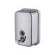 Vertical liquid shower hotel custom refillable wall mounted soap dispenser