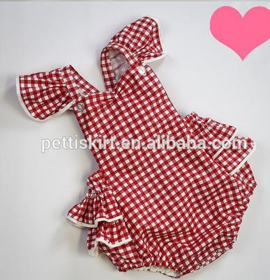 Kids summer dress baby girl clothes with button cute fancy printing suspender skirt