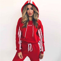 women workout active apparel athletic wear clothing yoga set pants leggings fitness gym sports track suit for women