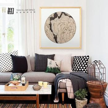 Orijinal Günlük Sanat Ev Dekorasyon Modern Duvar Sanatı Ahşap Boyama