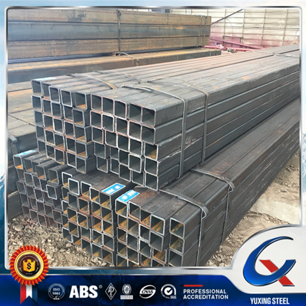 Steel Structure Buildings Hollow Section/ Building Materials Cold Rolled Galvanized Square Tubing