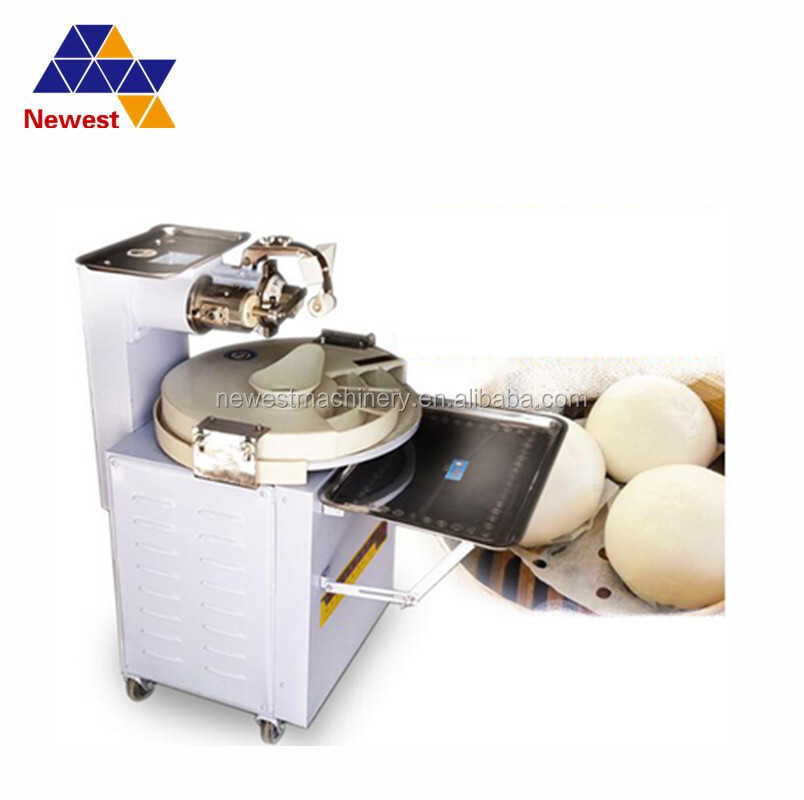 Best choose impect structure dough divider bread roller cutting machine